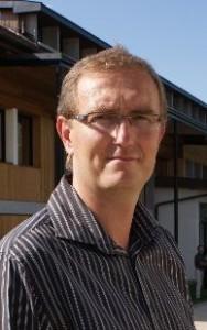 Gil THOMAS Président du SYMASOL Maire de Cervens